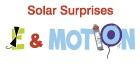E & Motion - Solar Surprises