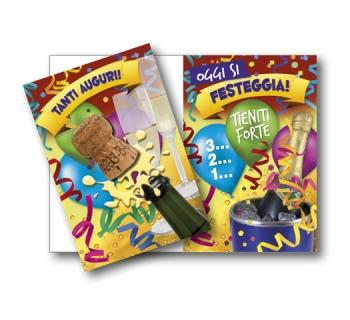 BO119560 - Champagne card