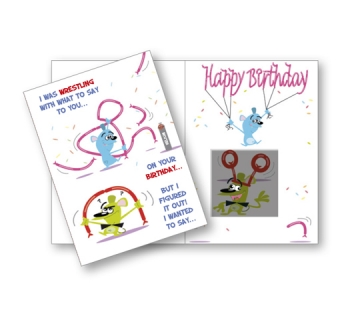 TEFFEM004 - Happy birthday