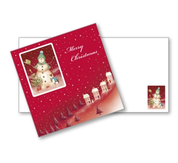 TEXE12001 - Merry Xmas / Let it snow