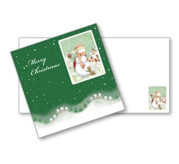 TEXE12005 - Merry Xmas / I'm dreaming of a white Christmas